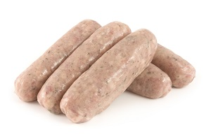 Thick English Sausages