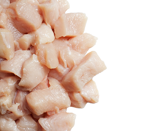 Diced Chicken Tenderloins